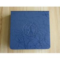 Buy cheap High quality leather notes box from wholesalers