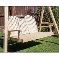 Cheap Treated Pine Curveback Swingbed for sale