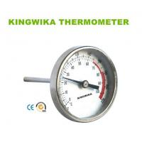 China YYT-03 Industrial contact bimetal thermometer on sale