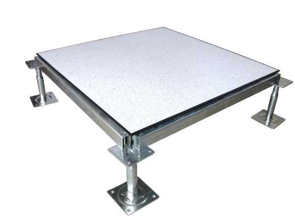 Raised access flooring fs800 with certificate of raised for Elevated floor