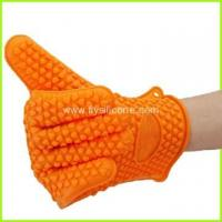 Cheap Multi-fuction Kitchen Silicone Glove Oven Mitts FYD-4707 for sale