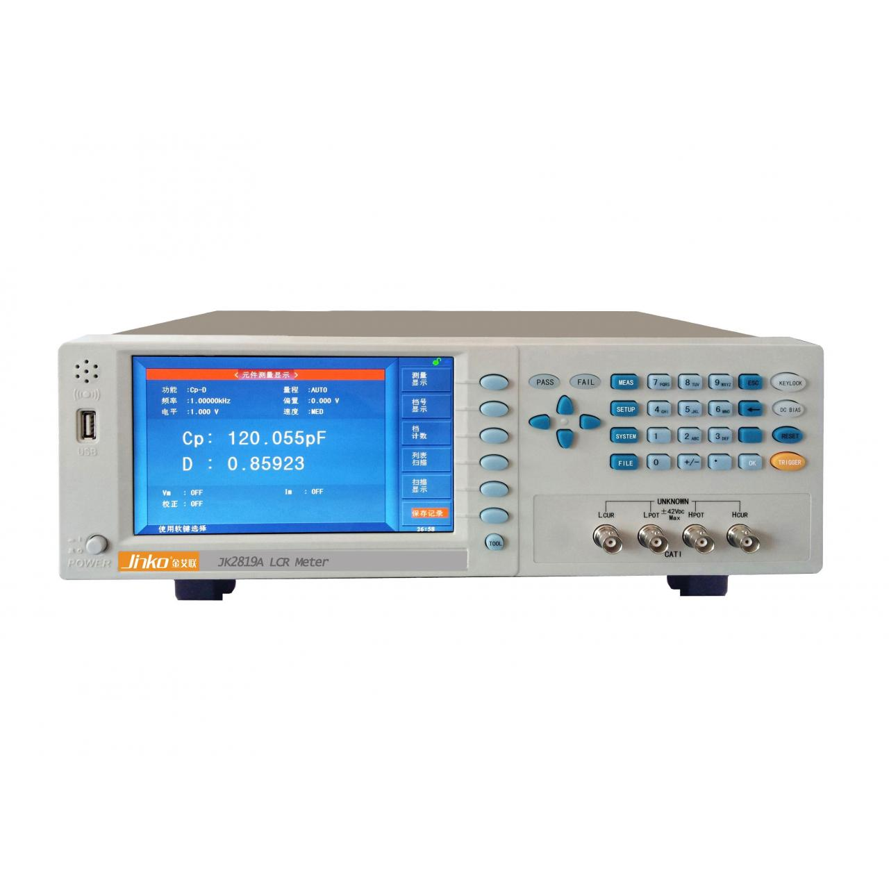 Cheap JK2819 Lcr Meter for sale