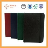 High Quality PU Leather Business Hardcover Notebook