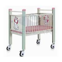 Buy cheap AG-CB004 Metal Frame Top Quality Full Length Handrails Princess Bed from wholesalers