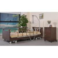 Cheap CE approved ultra-low nursing room bed AG-W001 for sale