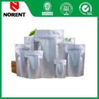 Buy cheap custom silver aluminum foil packaging bags for food and drink from wholesalers