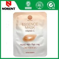 Buy cheap 3 Side Seal Small Aluminum Foil Pouch Bag For Facial Mask Packaging from wholesalers