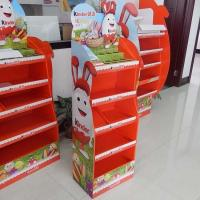 yacai181 creative POP cardboard floor display for attractive promotion