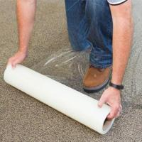 Buy cheap Protective Plastic Film For Carpets from wholesalers