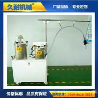 Cheap PU plastic irrigation machines / two-component Filler
