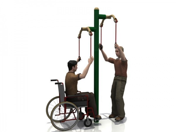 Quality WD-5009BH Handicap Arm Extension Outdoor fitness equipment wholesale