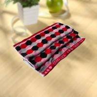 Buy cheap Red Cotton Bath Towel from wholesalers