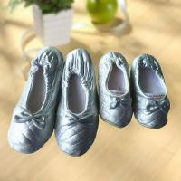 Buy cheap Trade assurance chinese satin casual children Parental Shoe from wholesalers