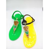 China New Design Lady Fancy Sandals Durable Comfortable Lady Shoes on sale