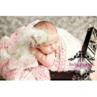China Little Angel Pure White Infant Feather Fairy Wings Photo Prop on sale
