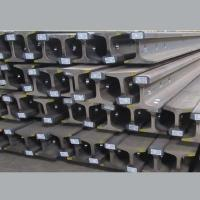 Buy cheap China Heavy Steel Crane Rail from wholesalers