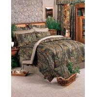 Hardwoods Camouflage Bedding Comforter Set by Realtree