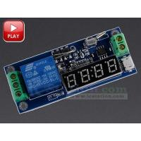 Cheap ICStation STM8S003F3 Digital Timer Module with Display for sale