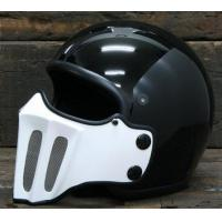 China Gladiator Face Shield Mask For 3/4 Open Motorcycle Helmet on sale