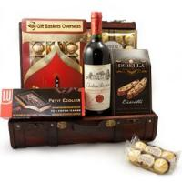 Cheap Wine And Chocolate Journey.NO.38 Beijing gift basket for sale