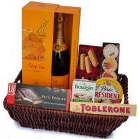 Cheap Champagne Soiree Gift Basket NO.28 Beijing gift basket for sale