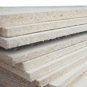China MgO Board Drywall/Oxide Boards with 100% Free of Asbestos, No Smoke or Poison in Case of Fire