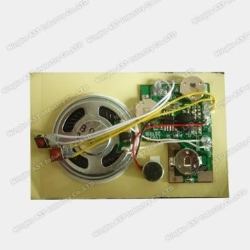 Quality Recordable sound module S-3008B wholesale