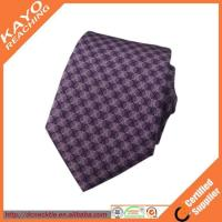 Cheap Wholesale cheap printed logo ties for sale