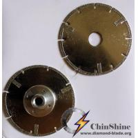 Cheap Electroplated diamond circular blade for sale