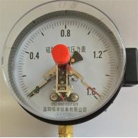 Cheap Pressure Gauge Series YXC150(ZT) Magneto Electric Contact Pressure Gauge for sale