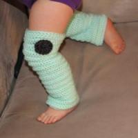 Cheap Custom Made Baby Leg Warmers for sale