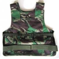 Cheap soft jungle camouflage body armour for sale