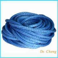 Cheap bule UHMWPE tow ropes for sale