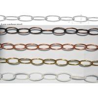 NO:07 Name:DECORATOR CHAIN-OVIAL LINK