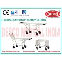 Cheap FOLDING STRETCHER TROLLEY STPT 201 for sale