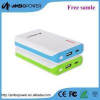 Cheap Most Popular High Capacity Cheapest Customized 6600mah Portable Power Bank for sale