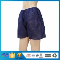 China Disposable Underwear Boxers Briefs For Men on sale