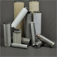 China Moisture Oil Removal Coalescing Filter Cartridge For Air & Gas on sale