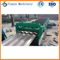 Cheap Tianyu container and car carriage plate equipment roll forming machine for sale