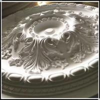 Cheap Polyurethane Ceiling Rose for sale