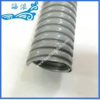 Cheap 51mm Grey PVC Coated Flexible Conduit for sale