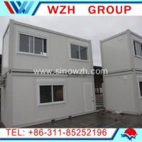 Cheap Container Dormitory with Bright Color for sale