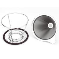 Cheap Smoking pipe screen pour over coffee dripper for sale