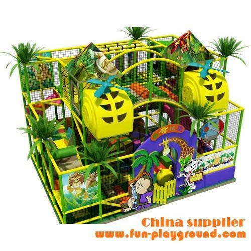 Indoor playhouse play structures indoor play area kids for Indoor play area for sale