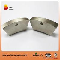 Customized Arc Motor NdFeB Magnets