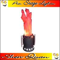 Cheap There in one led new fire light lamp for sale