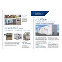 China Teledyne H2Oasis Hydrogen Generation Plant on sale