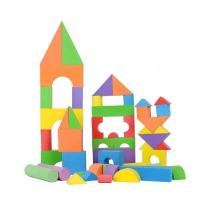 Mix Color Styrofoam Building Blocks
