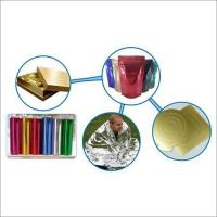 Cheap Color Coated Metalized PET Film for sale