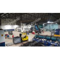 Buy cheap Brazil 16T Semi continuous waste tyre(plastic) pyrolysis plant from wholesalers